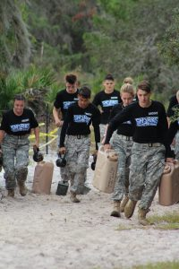 Air Force Graduation >> Raiders Competition | Army JROTC – Anclote High School