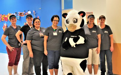 Florida Dairy Council rewards Anclote Elementary School
