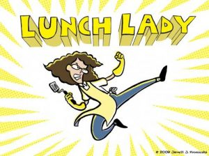 School Lunch Super Hero