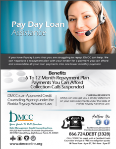Pay Day Loan Assistance