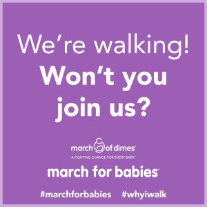 March of Dimes | Pasco Go Healthy