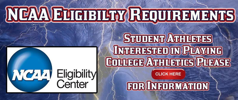 NCAA Eligibility Requirements