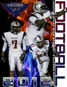 Football 2012 Poster