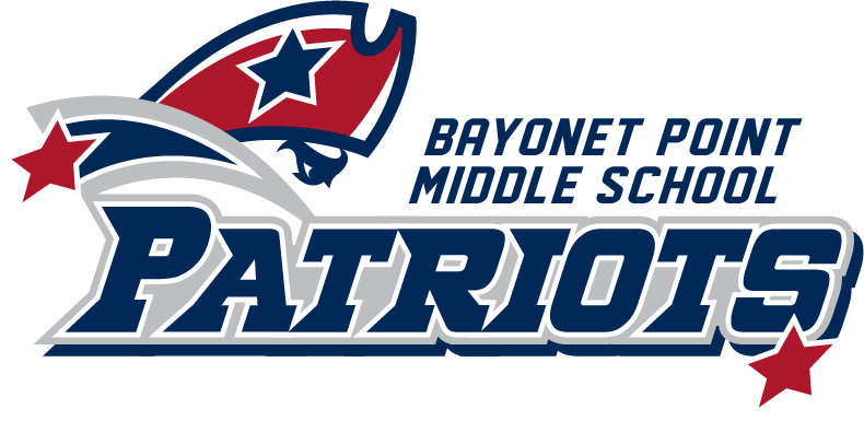 Bayonet Point Middle School Logo