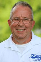 Barry Burgess : Equipment Specialist