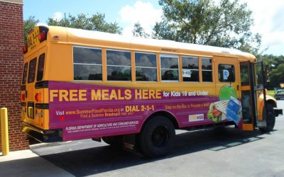 Summer Meals Now Being Served