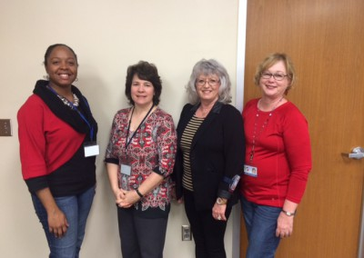Happy Wear Red Day from Employee Benefits and Risk Management, HREQ