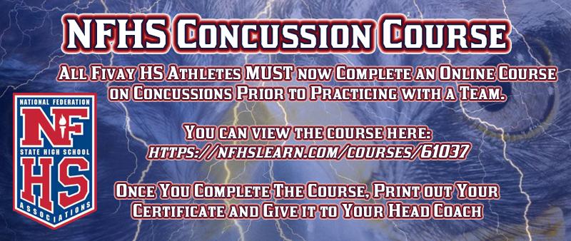 NFHS Concussion Course