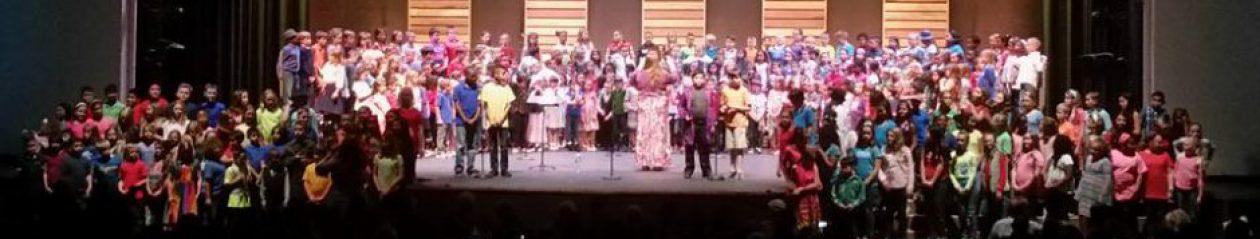 Odessa Elementary's  Music Department